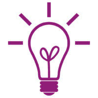 enhanced digital experience - purple