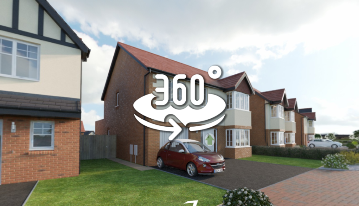 360 virtual tour as a property marketing tool