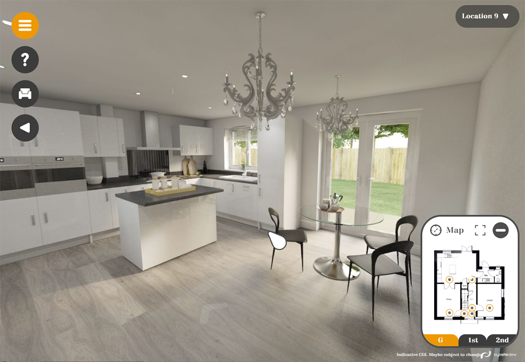 Wellington Place Virtual Showhome