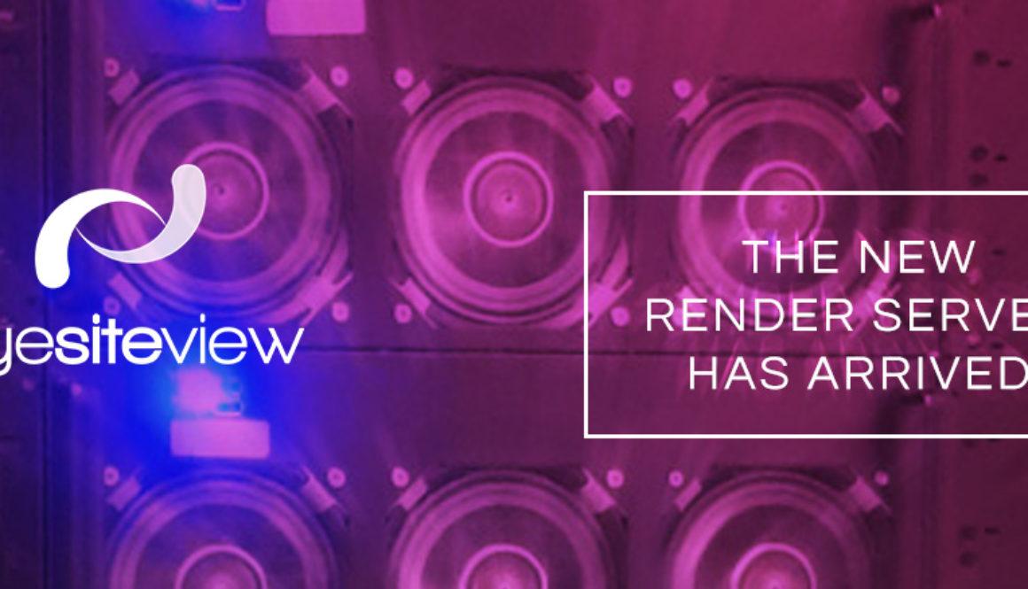 new render node server