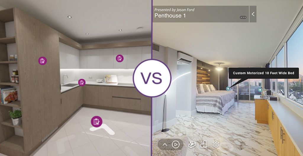 cgi vs photography virtual tours