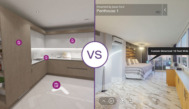 cgi vs photography virtual tours